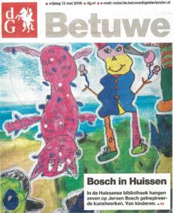 Gld.Bosch in Huissen uitsnede